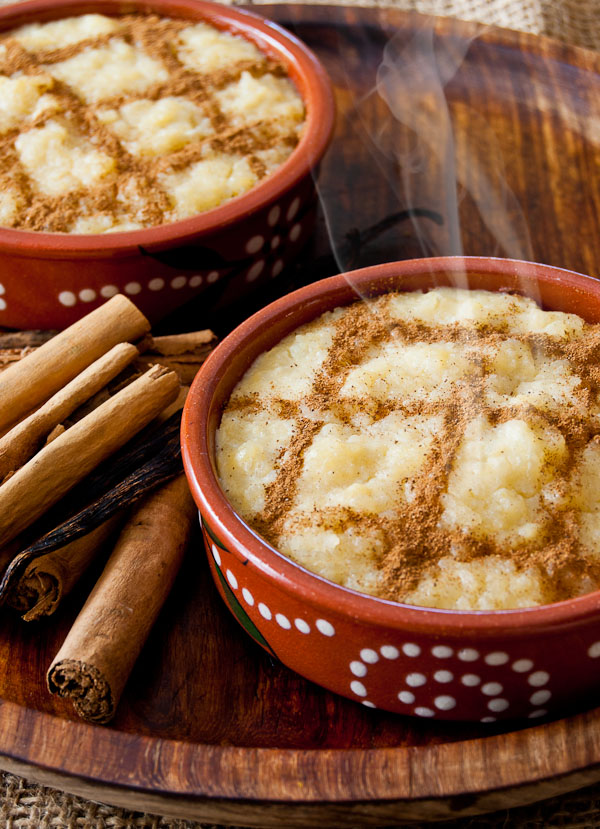 Traditional Rice Pudding