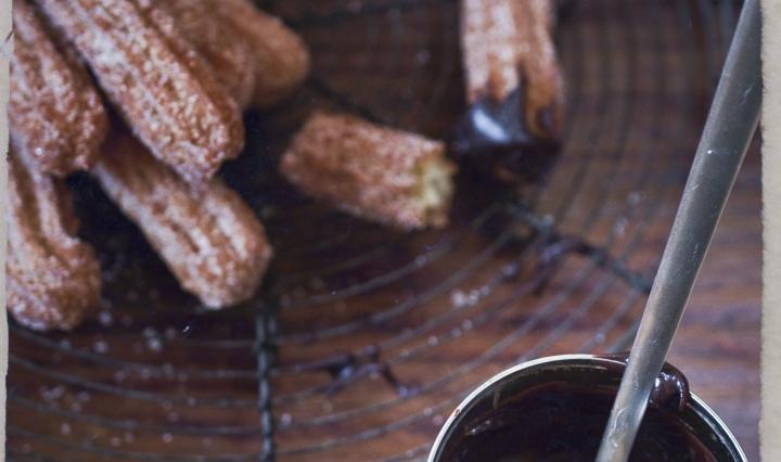 Chocolate Sauce for Churros